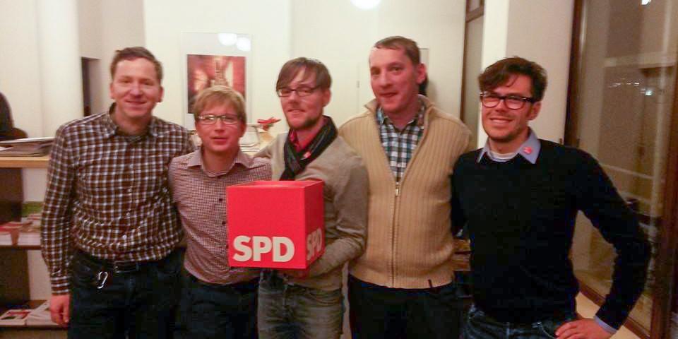 Weihnachtsfeier der Schwusos in Mitteldeutschland
